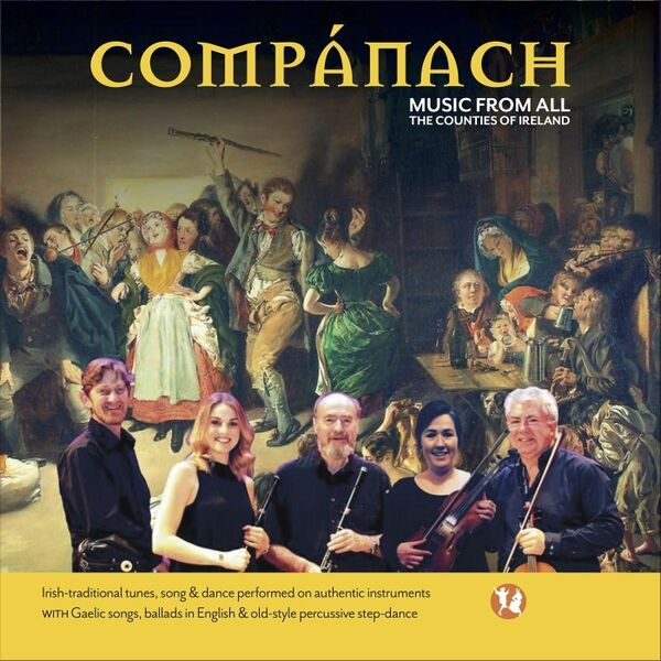 Cover art for Companach: Music from All the Counties of Ireland